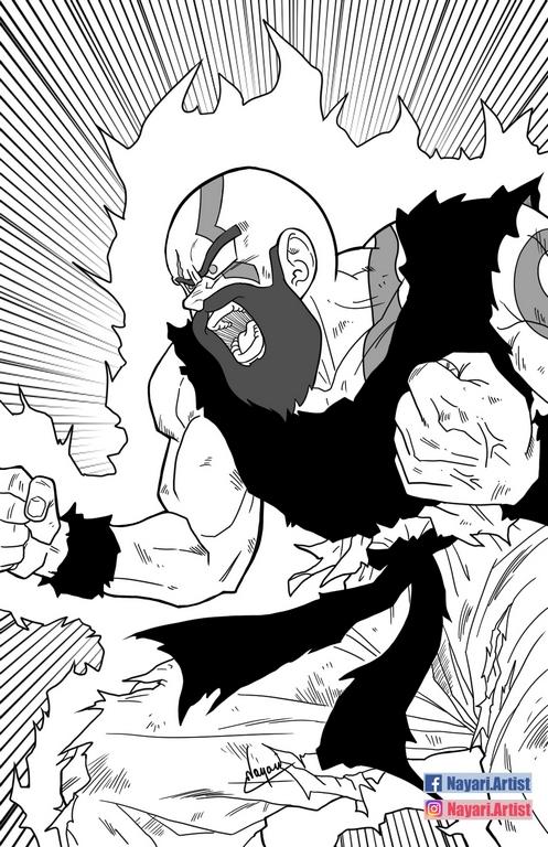 kratos n&b dbz v3